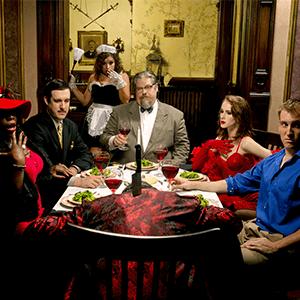 Denver Murder Mystery: death at the dinner table